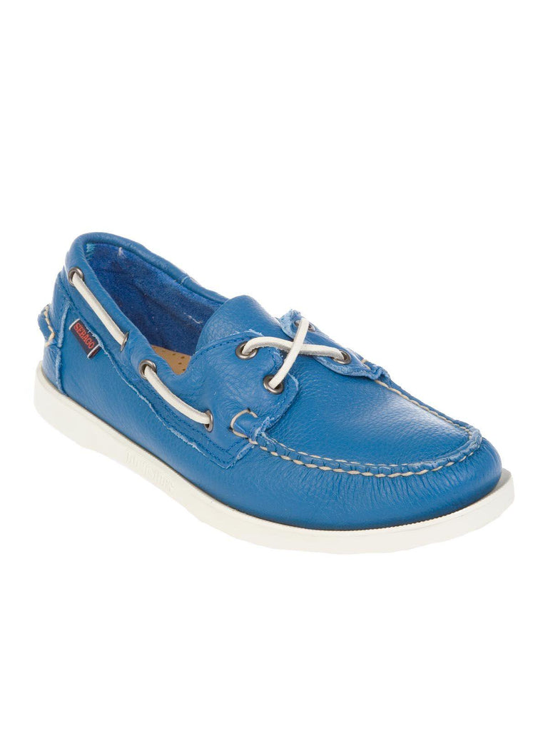 SEBAGO LIGHT BLUE LOAFERS