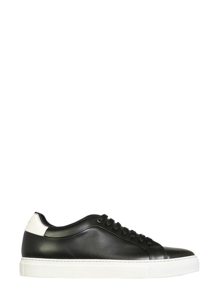 Paul Smith PAUL SMITH MEN'S BLACK OTHER MATERIALS SNEAKERS