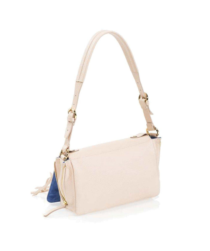 PINKO BEIGE SHOULDER BAG
