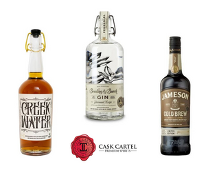 Start Your Spring Cleaning Early with CaskCartel.com and Jameson Cold Brew Irish Whiskey