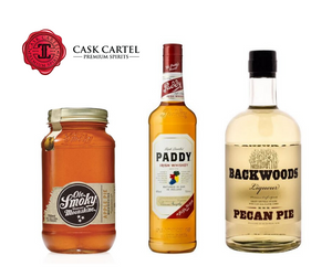 Enjoy The Changing Seasons With Backwoods Pecan Pie For Dessert When You Shop With CaskCartel.com