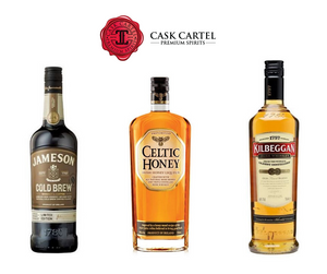 CaskCartel Delivers Everything You Need For Your St. Patrick's Day Cocktail Lineup