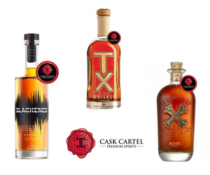 Cask Cartel Delivers San Francisco World Spirits Gold Medal Winner METALLICA BLACKENED Whiskey to Your Doorstep