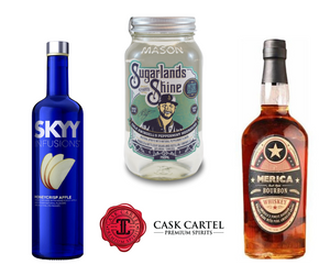 Cask Cartel Delivers Skyy Infusions Honeycrisp Apple Vodka for Your Perfect Brunch Cocktail List