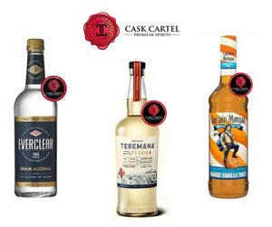 Pair Your Virtual Happy Hour Drinking Games With a Saucy Spirit Available at Cask Cartel