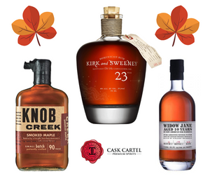 Bold Tasting Liquors to Try This Fall