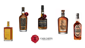 Boozy Activities For Father's Day, Liquor Courtesy Of Cask Cartel