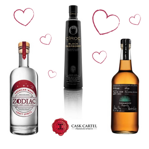 Celebrate Valentine's Day With George Clooney's Casamigos Anejo Tequila Available Now at CaskCartel.com