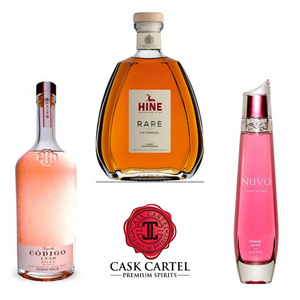 CaskCartel.com Delivers Hine Rare VSOP Fine Champagne Cognac To Your Long-Distance Relationship On Valentine's Day