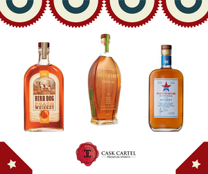 Frisky American Whiskeys for Your 4th of July