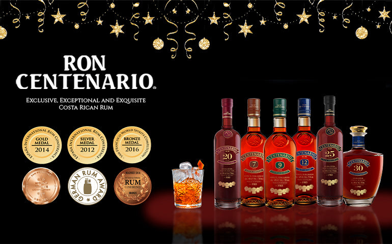 Buy  Ron Centenario Rum, Whiskey, Tequila, Vodka and Gin Online at CaskCartel.com