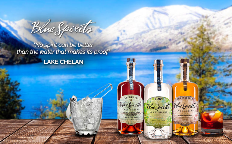Buy Blue Spirits Whiskey, Vodka, Rum, Tequila and Gin Online at CaskCartel.com
