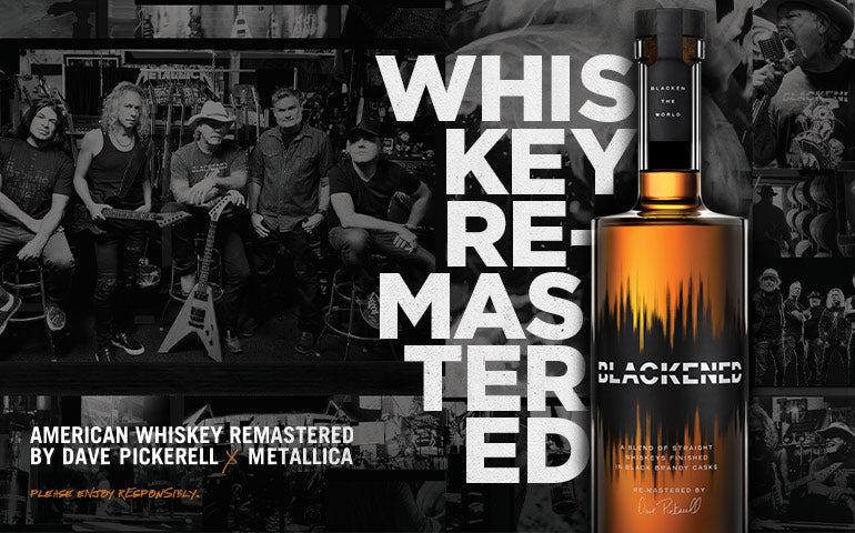 Buy Blackened Whiskey Online at CaskCartel.com