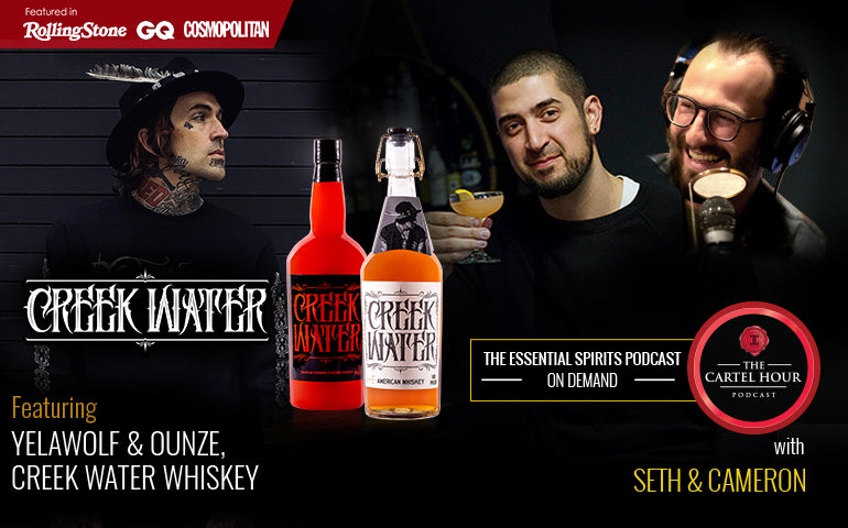 Cartel Hour Podcast Reviews, Whiskey, Bourbon, Tequila, Rum, Gin and Online at CaskCartel.com