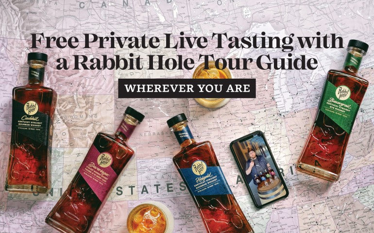 Buy Rabbit Hole Distillery Whiskey and Gin Online at CaskCartel.com