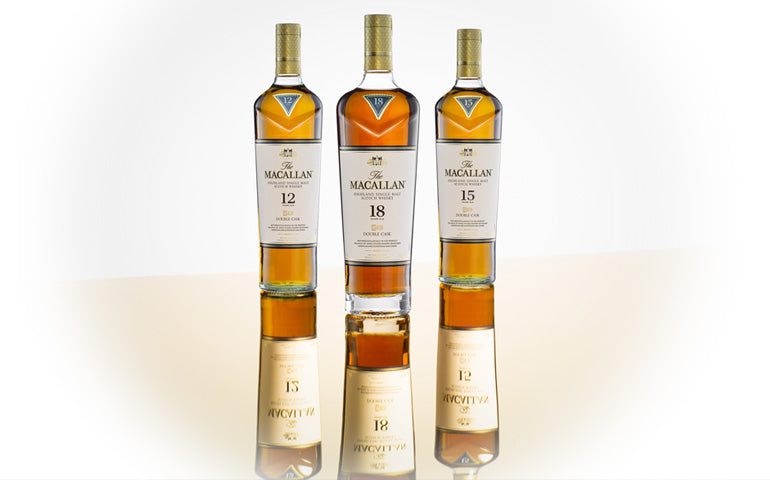 Buy The Macallan Scotch Whisky Collection Online at CaskCartel.com