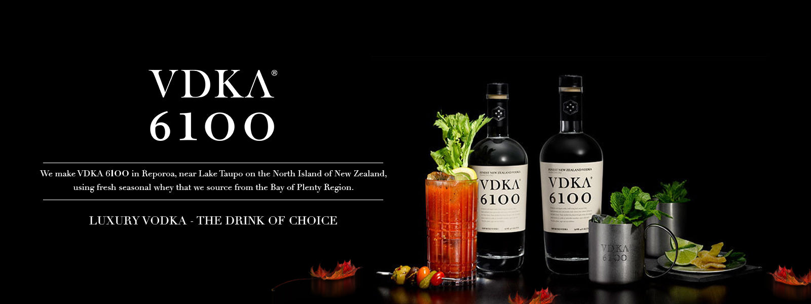 Buy VDKA 6100, Whiskey, Tequila, Vodka and Gin Online at CaskCartel.com