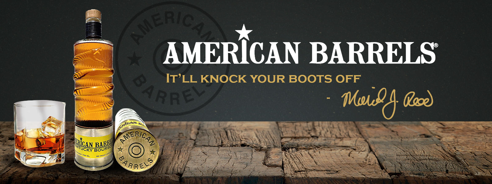 Buy American Barrels Whiskey Online at CaskCartel.com