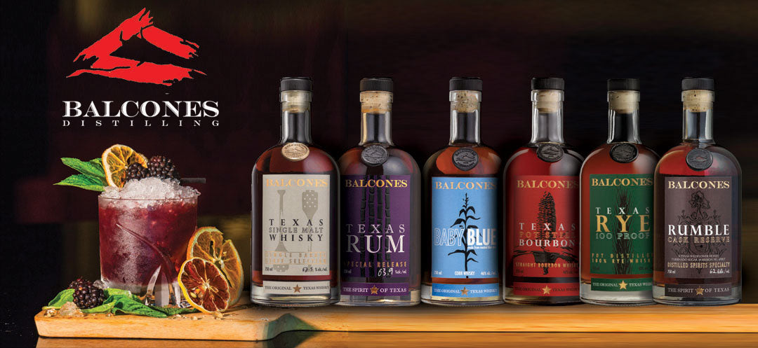 Balcones Whiskey Collection