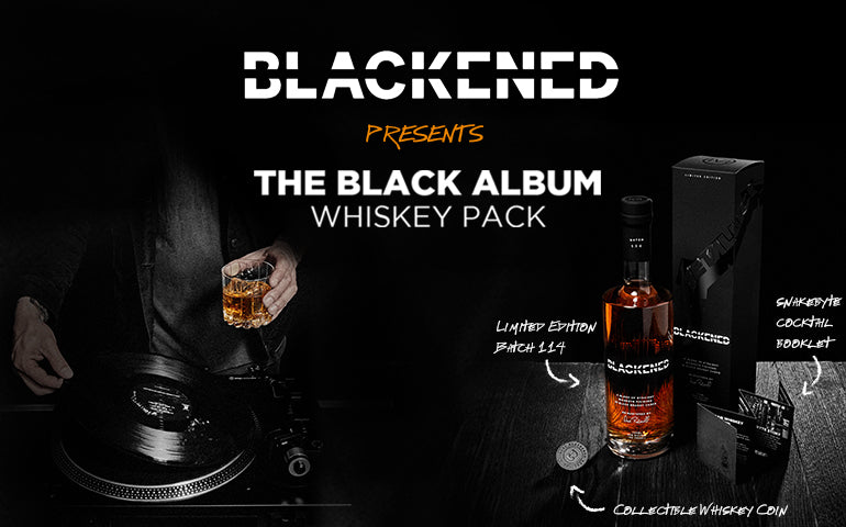 Buy Blackened's Batch 114 Limited Edition Whiskey by Metallica Online at CaskCartel.com