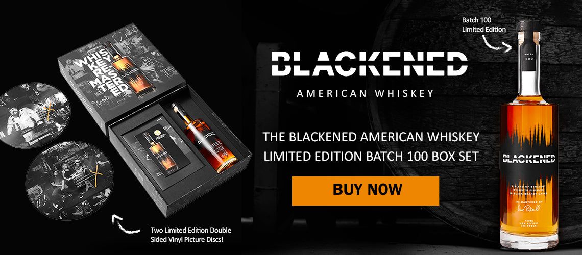 BLACKENED AMERICAN WHISKEY | LIMITED EDITION BATCH 100 | BOX SET