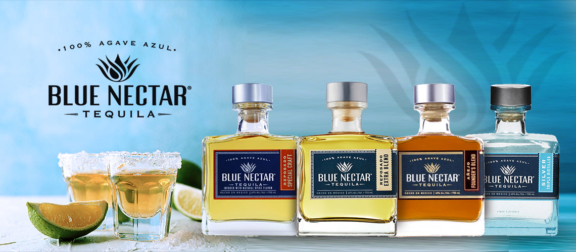 Buy Blue Nectar Tequila at CaskCartel.com