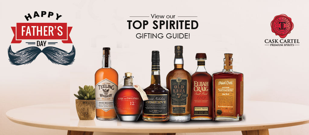 Top Father's Day Whiskey Gifts