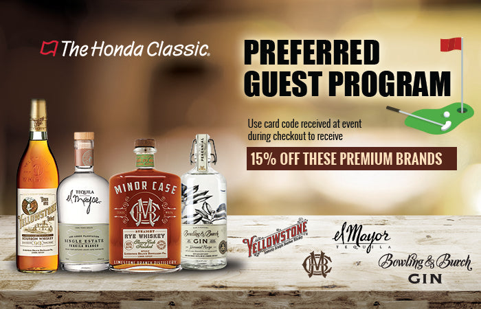 Honda Classic 2020 Preferred Guest Program