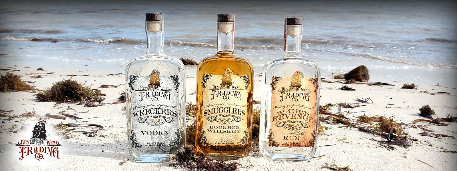 Buy Key West Trading Company Spirits Online at CaskCartel.com