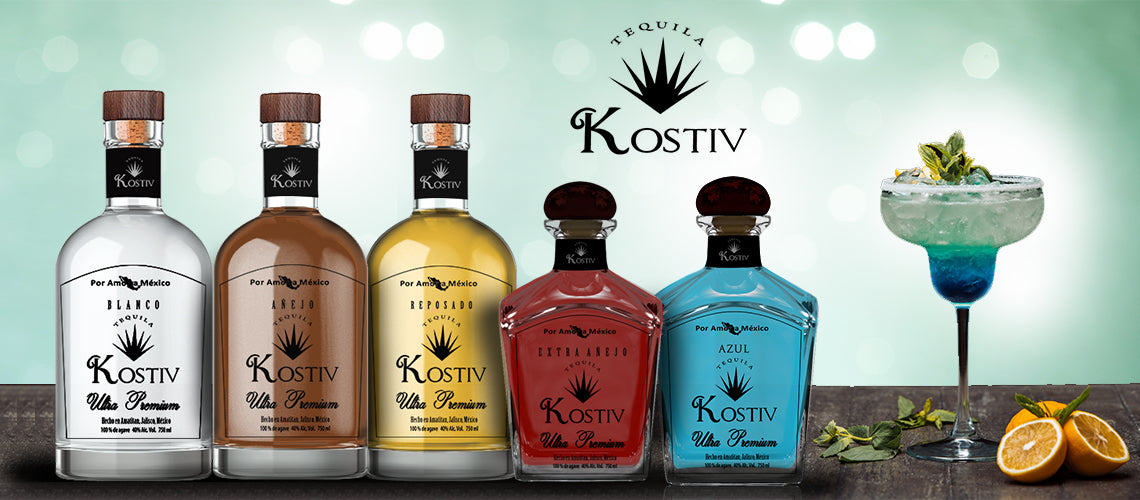 Buy Kostiv Tequila at CaskCartel.com