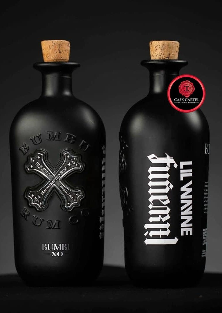 Bumbu Lil Wayne Funeral Collectors Edition