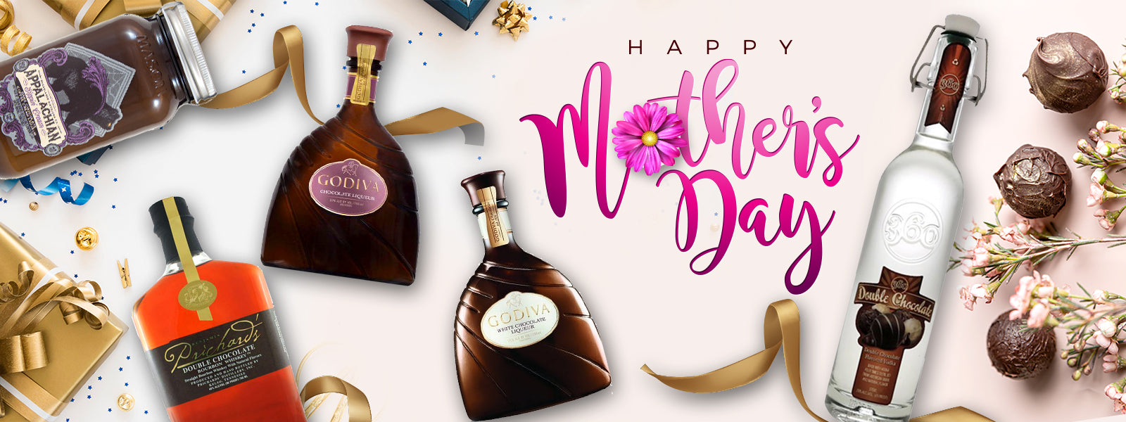 Buy Chocolate Spirits Online for Mothers Day Liqueur, Whiskey, and Chocolate Flavored Vodka at CaskCartel.com