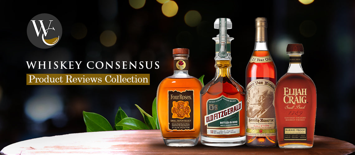 Reviewed on WhiskeyConsensus.com