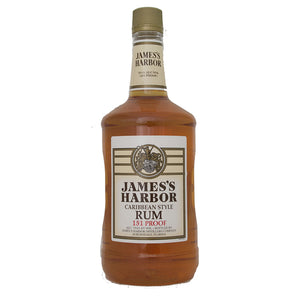 James's Harbor 151 Rum 1L - CaskCartel.com