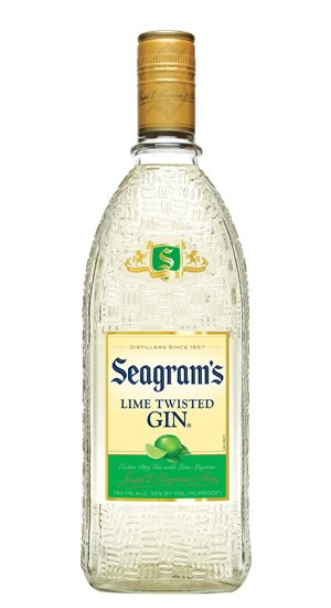 Seagram's Lime Twisted Gin - CaskCartel.com