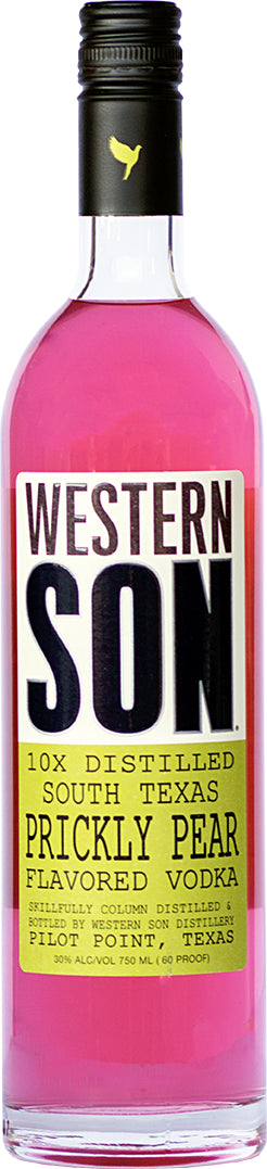 Western Son Prickly Pear Vodka