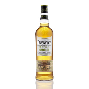 Dewar's Ilegal Smooth Mezcal Cask Finish 8 Year Old Blended Scotch Whisky - CaskCartel.com