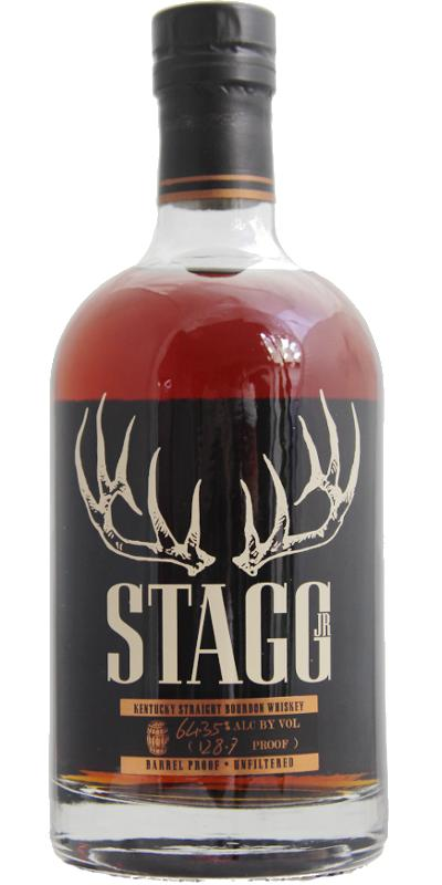 Stagg Jr.Limited Edition Barrel Proof Batch #2 128.7 Proof Kentucky Straight Bourbon Whiskey