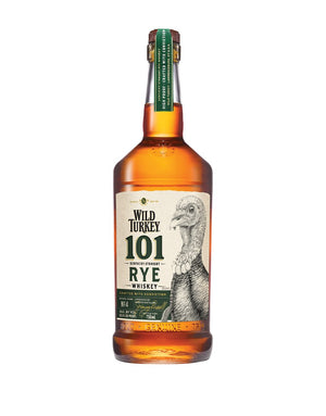 Wild Turkey 101 Rye Whiskey at CaskCartel.com