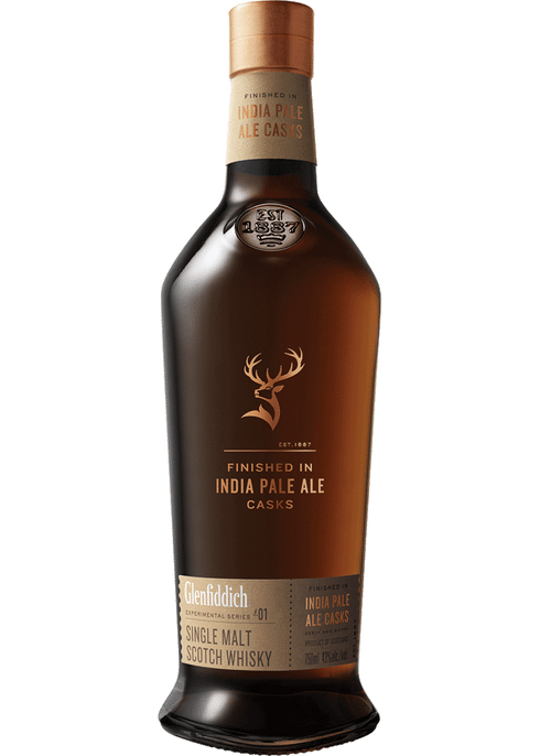 Glenfiddich IPA Experimental Edition Scotch Whisky