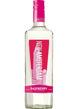 New Amsterdam Raspberry Vodka - CaskCartel.com