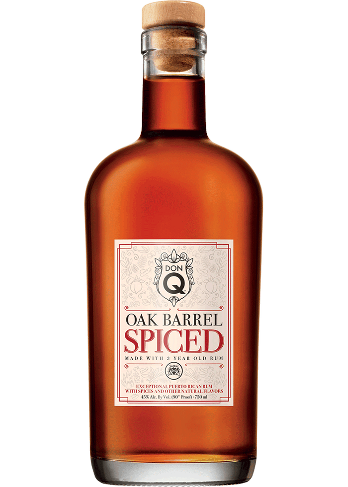 Don Q Oak Barrel Aged Spiced Rum