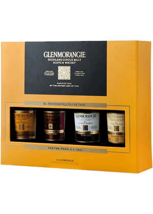 Glenmorangie Highland Single Malt Scotch Whiskey Taster Pack - CaskCartel.com