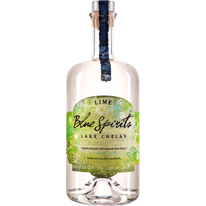 Blue Spirits Lime Tequila at CaskCartel.com