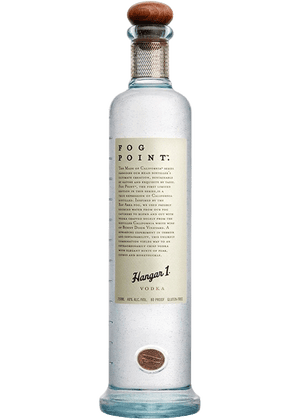 Hangar One Fog Point Vodka - CaskCartel.com