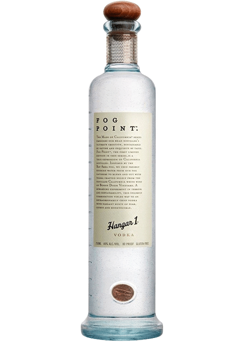 Hangar One Fog Point Vodka