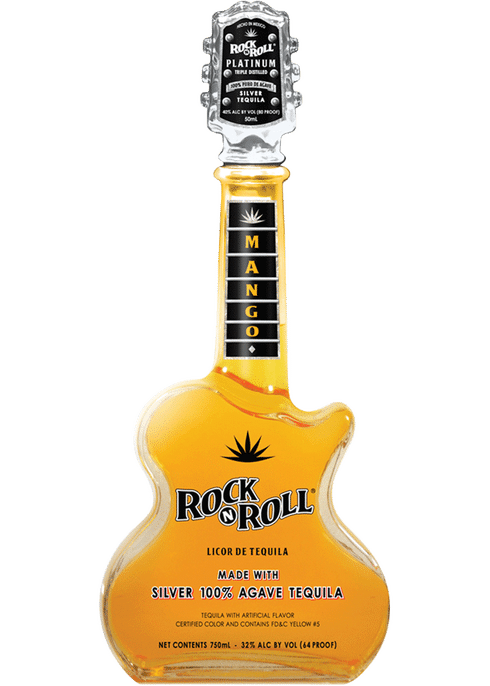 Rock N Roll Mango Tequila