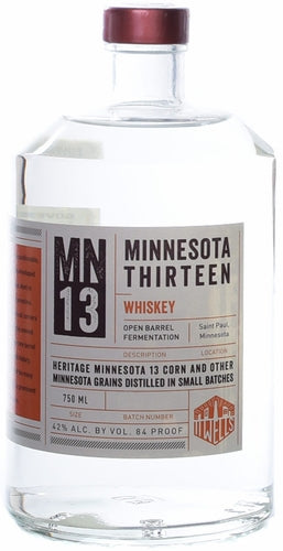 11 Wells Minnesota 13 White Whiskey - CaskCartel.com