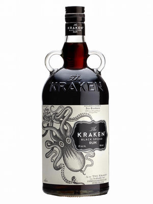 Kraken Black Spiced 94 proof Rum - CaskCartel.com