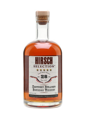 Hirsch Selection Small Batch Reserve 28 Year Old Kentucky Straight Bourbon Whiskey - CaskCartel.com